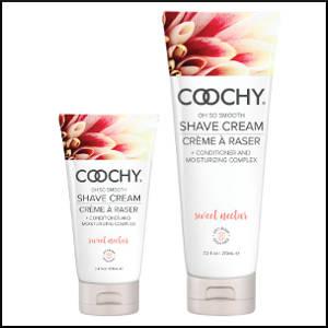 Cocchy Shave Cream - Sweet Nectar