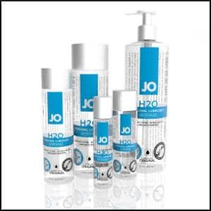 System JO H2O Lubricant
